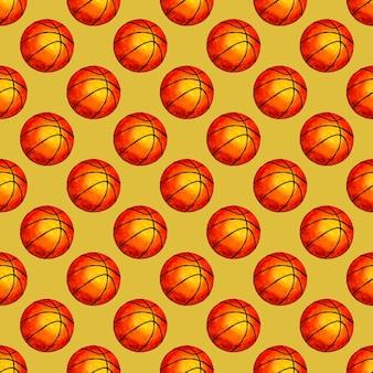 Ilustração em aquarela fundo transparente de bola de basquete ideal para embalagens de capas de papéis de parede