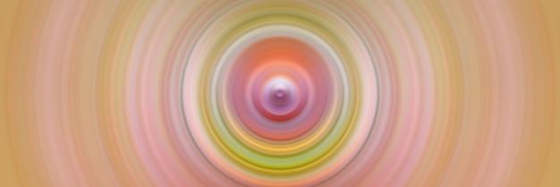 Imagem abstrata. círculos concêntricos ao redor do ponto central. flash light. fundo.