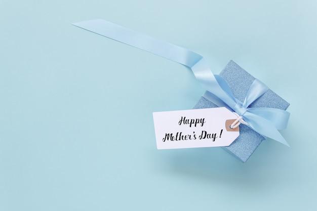 Imagem aérea da vista superior do conceito feliz do fundo do feriado do dia de mãe da decoração.