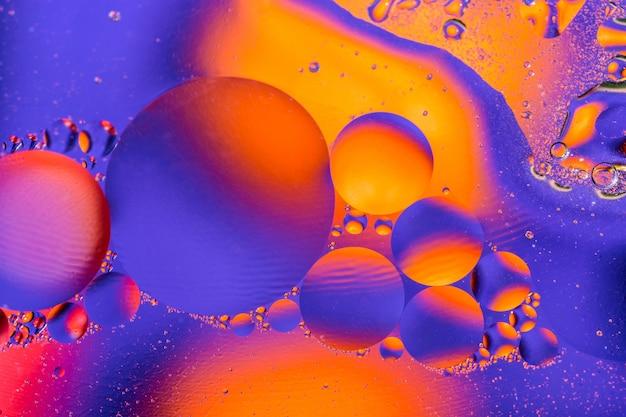 Imagem científica da membrana celular