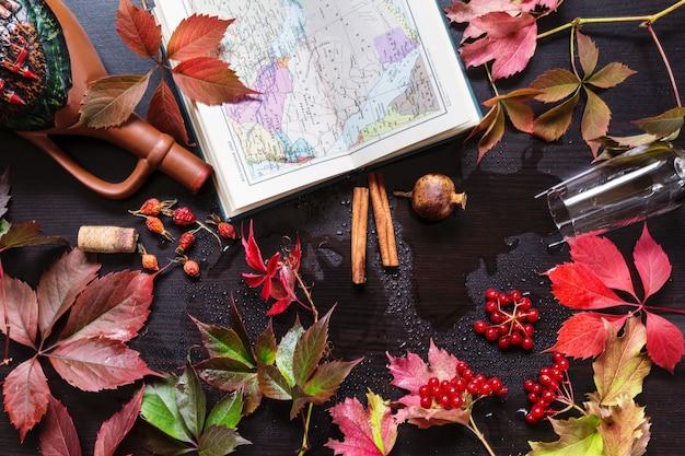 Imagem com folhas.