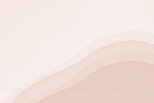 Imagem de fundo de papel de parede abstrato bege