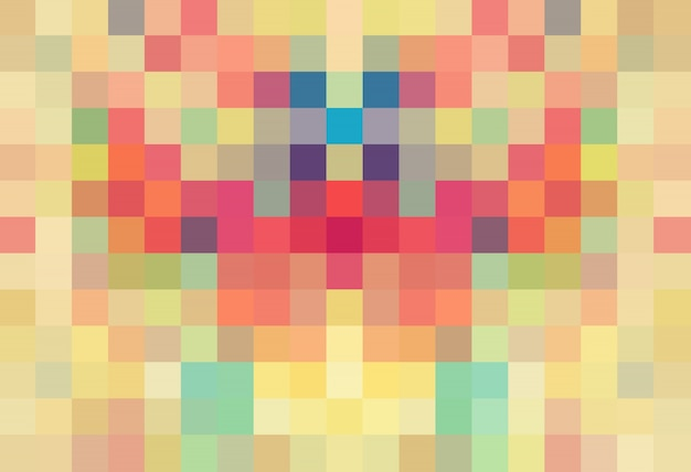Imagem pixelizada