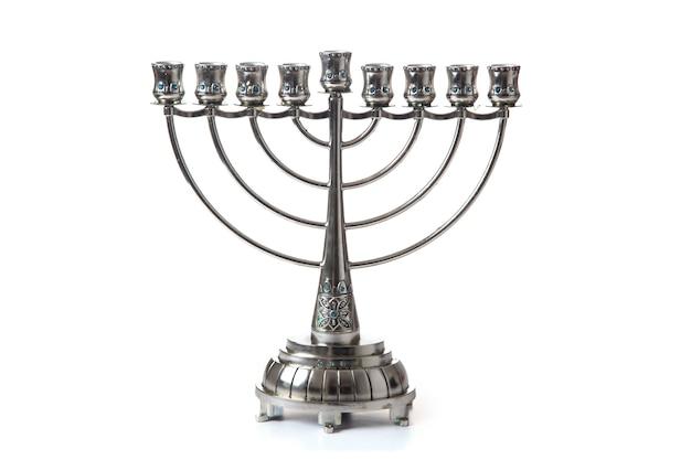 Imagem religiosa do feriado judaico de hanukkah