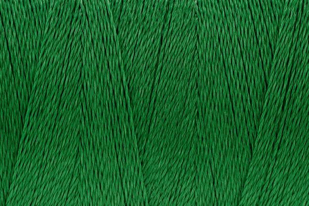 Imagens de macro de fundo de cor verde textura de fio