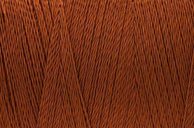 Imagens de macro de textura de fio marrom cor de fundo