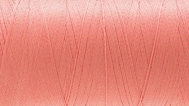 Imagens de macro de textura de fio rosa cor de fundo