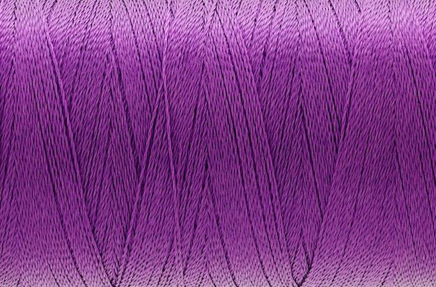 Imagens de macro de textura de fio violeta cor de fundo