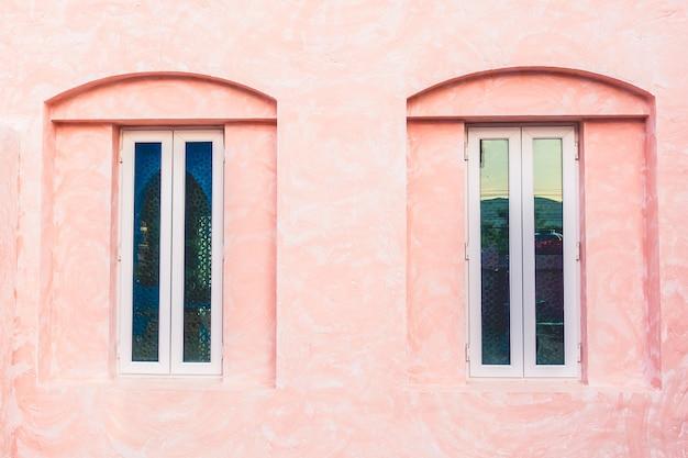 Imagens padrão de arquitetura azul efeito