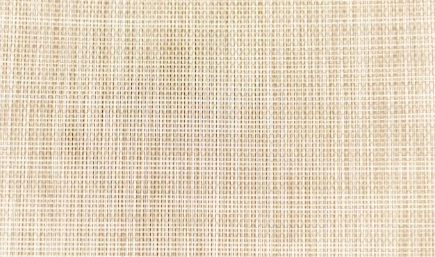 Imitação de textura de plástico de tecido de linho. fundo