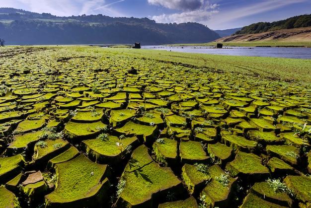 Impacto das mudanças climáticas no terreno