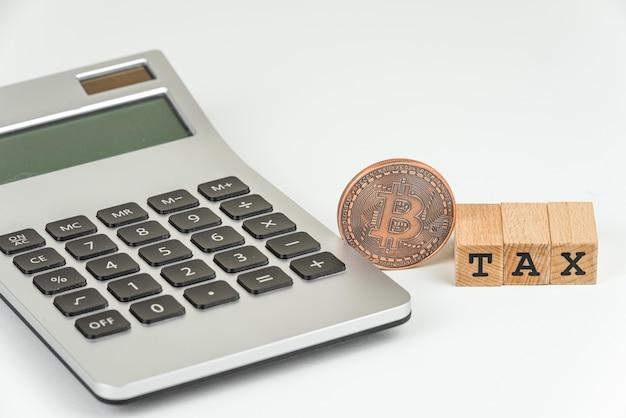 Impostos e relações de bitcoin