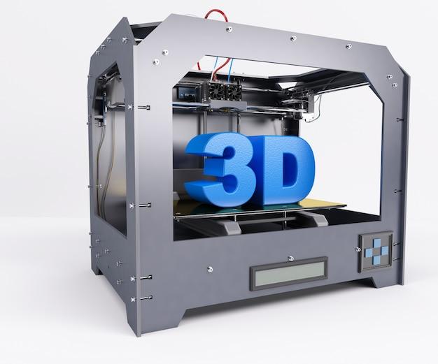 Imprimindo um 3d