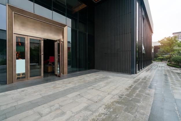 Inancial center plaza e prédio de escritórios