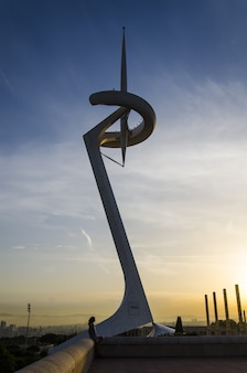 Incêndio olímpico de barcelona