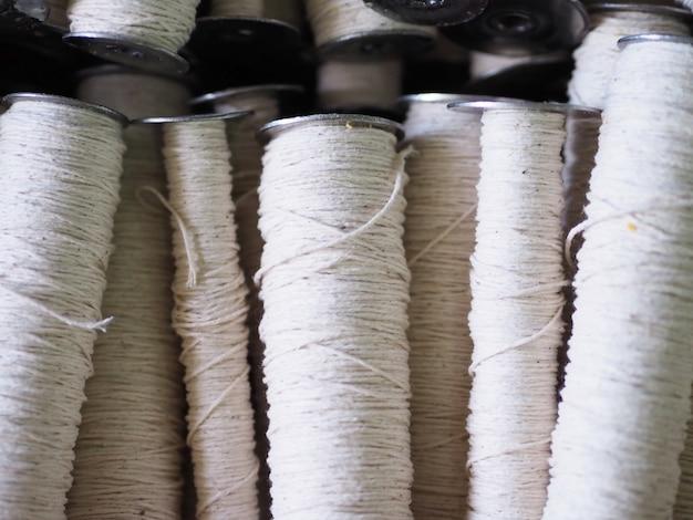 Indústria de fios têxteis