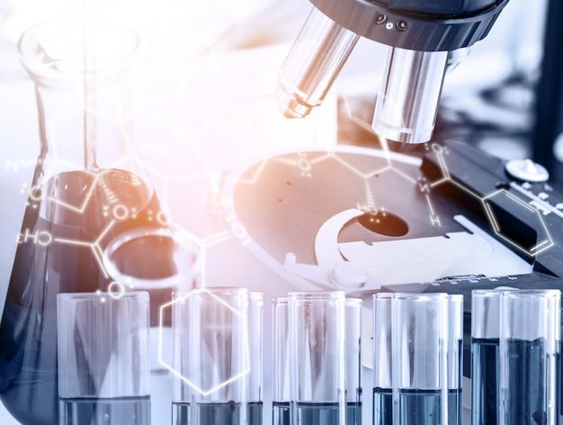 Indústria de pesquisa e desenvolvimento de laboratório.