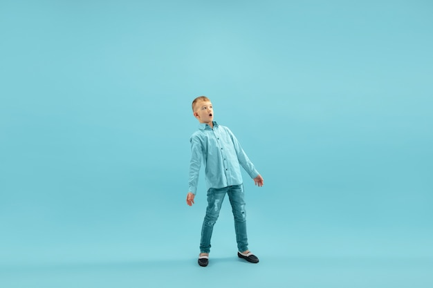 Infância e sonho com futuro grande e famoso