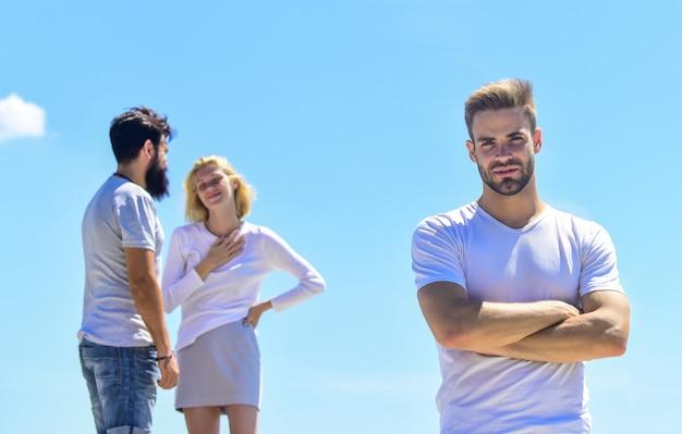 Influência negativa do ciúme psicologia da família inveja deles conceito da terceira roda objetivos do relacionamento
