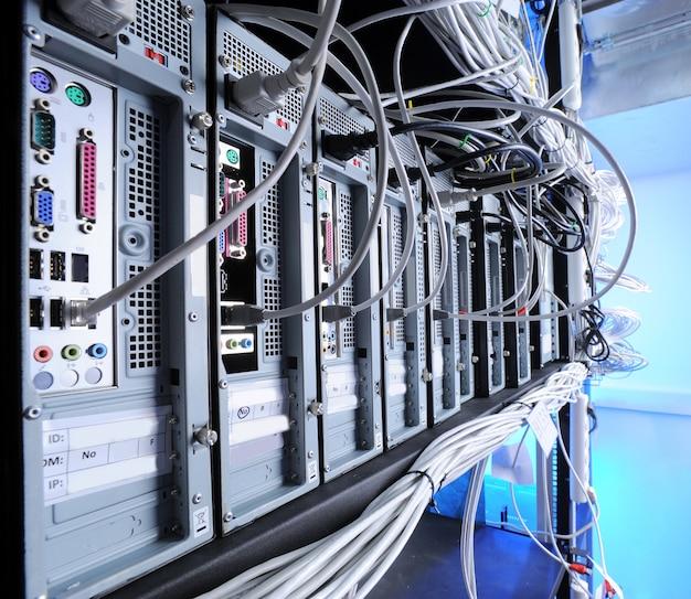 Informática, data center