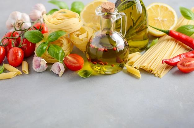 Ingredientes alimentares italianos