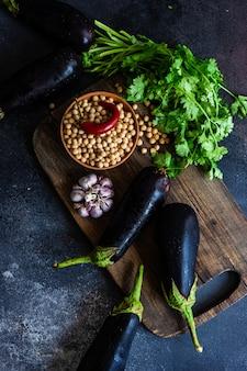 Ingredientes alimentares orgânicos