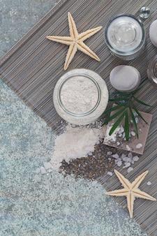 Ingredientes naturais para máscara facial e corporal caseira