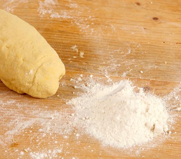Ingredientes nhoque