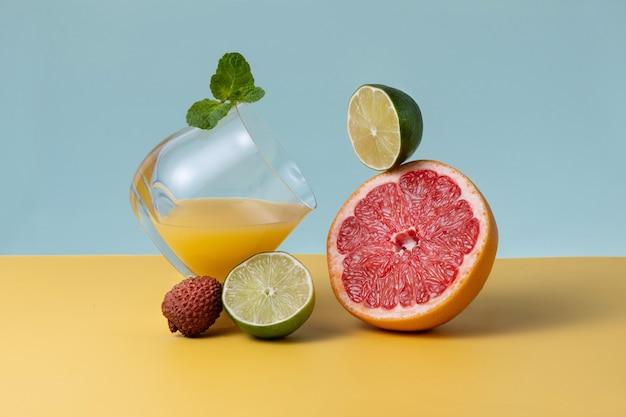Ingredientes para aumentar a imunidade, frutas para suprir o organismo com vitaminas