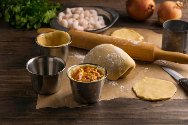 Ingredientes para comida brasileira