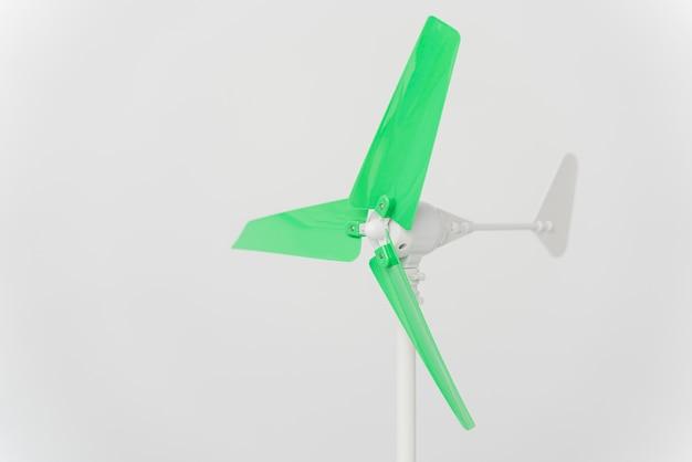 Inovação em turbinas eólicas em miniatura