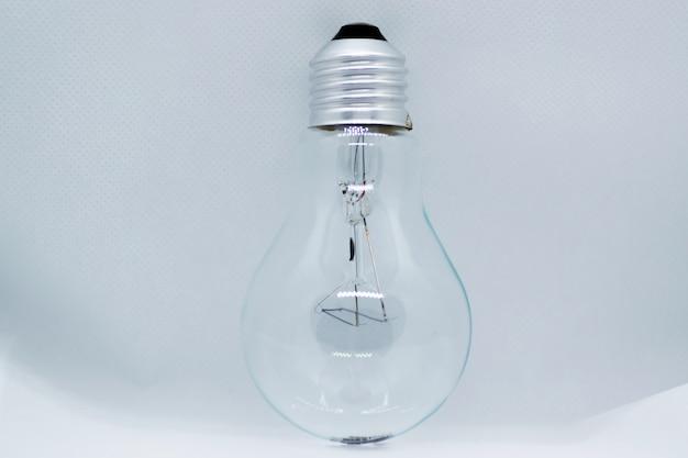 Inovação, lâmpada, item de inspiração.