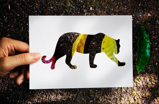 Instinto animal natural sobreviver vida selvagem