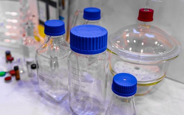 Instrumento de laboratório de ciências
