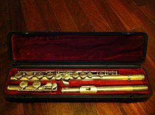 Instrumento flauta