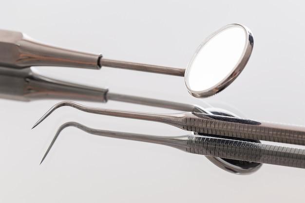 Instrumentos para dentistas