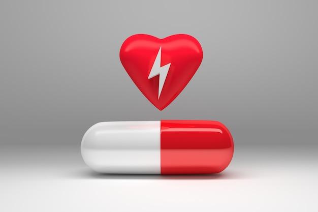 Insuficiência cardíaca ou medicamentos para a doença de vasos sanguíneos