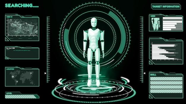 Inteligência artificial cgi análise e programação de big data