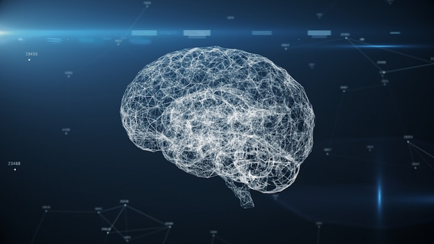 Inteligência artificial do cérebro digital