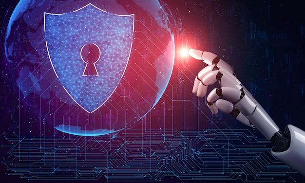 Inteligência artificial em segurança cibernética