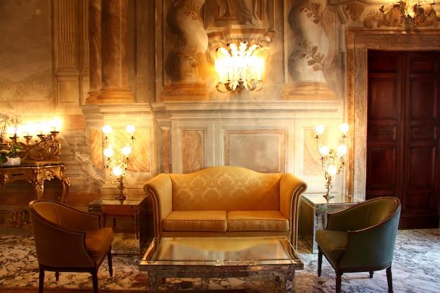 Interior de luxo