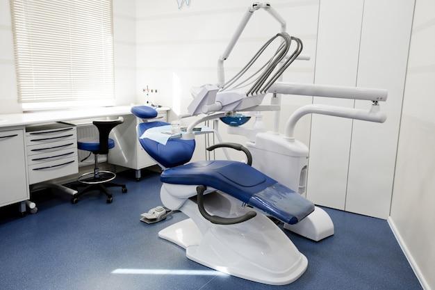 Interior do escritório do dentista