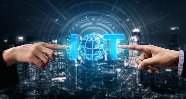 Internet das coisas e tecnologia da comunicação
