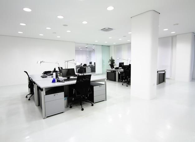 Interor do escritório moderno