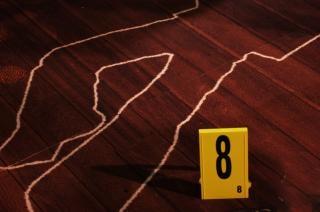 Investigação da cena do crime, enquete