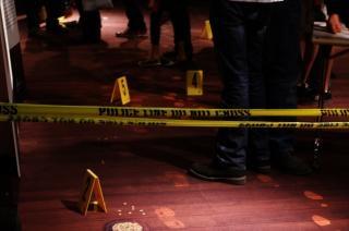 Investigação da cena do crime