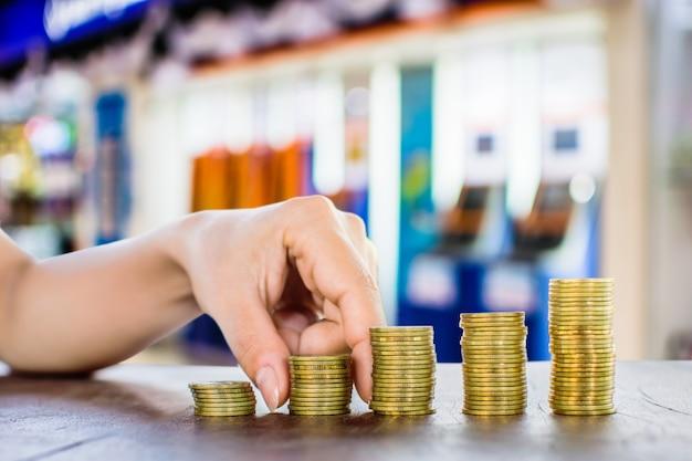 Investimento empresarial em conhecimento paga o melhor interesse