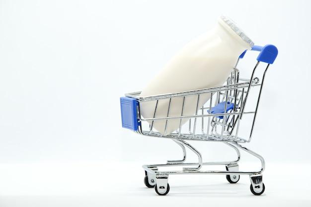 Iogurte natural com probióticos