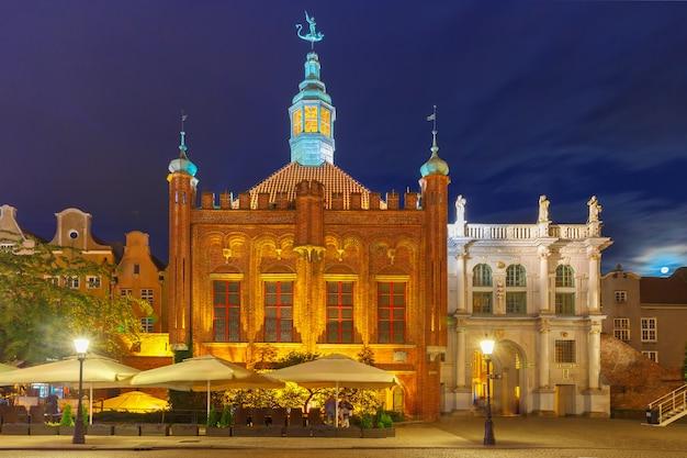 Irmandade de são jorge e golden gate, gdansk