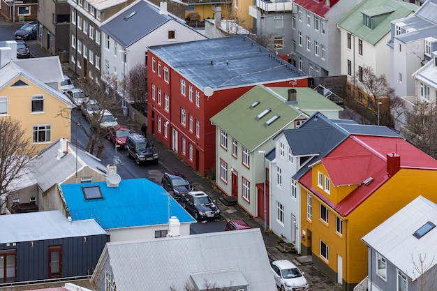 Islândia reykjavik